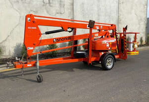 SNORKEL Tag Elevated Work Platform Trailer
