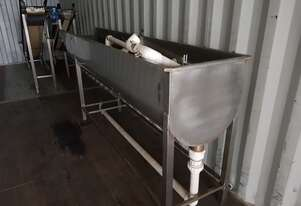 Vegetable & Salad Washing Unit