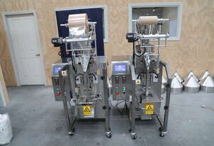 2x Sachet Machines Available (See Video!)