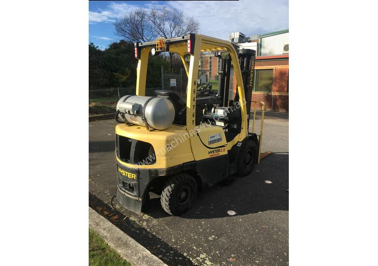 2.5T CNG Counterbalance Forklift