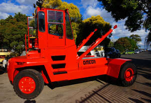 HIRE or BUY 16T 20-40 Foot Container Stacker Forklift (5 high)