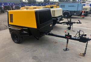 2012 Sullair 185 - Diesel Air Compressor - 185cfm