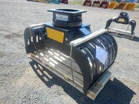 Mustang GRP1500 Rotating Grapple  - picture1' - Click to enlarge
