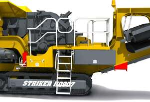 Striker   HQ907 Impact Crusher