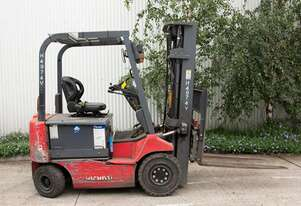 2.0T Battery Electric 4 Wheel Forklift