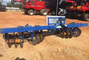 Grizzly   Wheel Track Ronovator