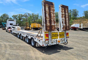 Smith Semi Low Loader/Platform Trailer