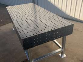 Welding table 1200x1200 - picture1' - Click to enlarge