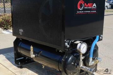 VEHICLE MOUNTED ELECTRIC PISTON COMPRESSOR