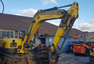 15T Wacker Neuson 14504 Excavator with Tilt Hitch