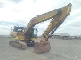 Caterpillar 329d - picture0' - Click to enlarge