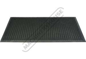 RFM-1500 Rubber Mat - Anti-Fatigue 1505 x 905mm