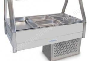 Cold Foodbar Roband ERX24RD Cold Plate& Double Row