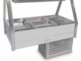 Cold Foodbar Roband ERX24RD Cold Plate& Double Row - picture0' - Click to enlarge