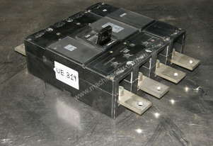Terasaki TO-600BA Circuit Breakers.