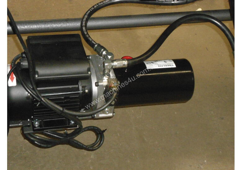 AUSTRALIAN MADE NEW DESIGN 240v HYDRAULIC PANBRAKE