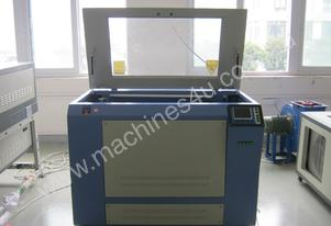 USED 2015 Model JG-7040 Laser Engraving Machine