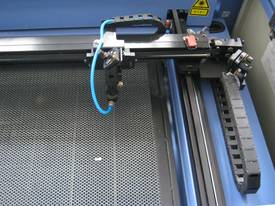 USED 2015 Model JG-7040 Laser Engraving Machine - picture1' - Click to enlarge