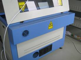 USED 2015 Model JG-7040 Laser Engraving Machine - picture2' - Click to enlarge