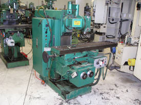 HMT FN2U Universal mill - picture0' - Click to enlarge