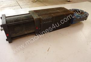 VTM 100 mm Air Pneumatic Actuator Stainless Steel