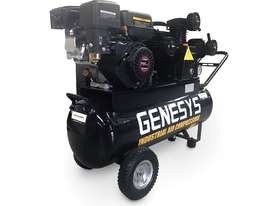 Petrol Engine Compressor 18CFM 70Lt - picture0' - Click to enlarge