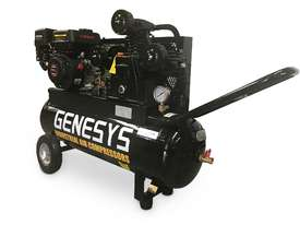Petrol Engine Compressor 18CFM 70Lt - picture2' - Click to enlarge