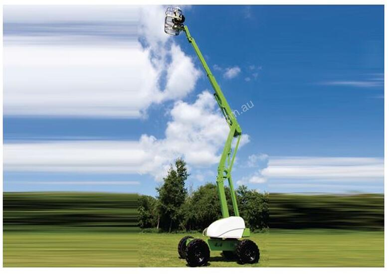 Nifty Height Rider 18 4x4