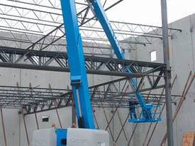 Genie Z80/60  80 foot Articulating Boom Lift - picture6' - Click to enlarge