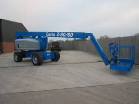 Genie Z80/60  80 foot Articulating Boom Lift - picture9' - Click to enlarge