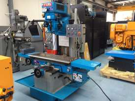 PUMA XL7036 BED MILL 3 AXIS DRO ISO40 - picture14' - Click to enlarge