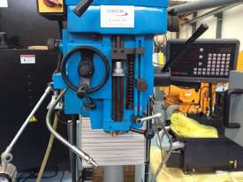 PUMA XL7036 BED MILL 3 AXIS DRO ISO40 - picture19' - Click to enlarge