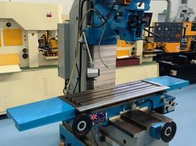 PUMA XL7036 BED MILL 3 AXIS DRO ISO40 - picture0' - Click to enlarge