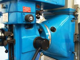 PUMA XL7036 BED MILL 3 AXIS DRO ISO40 - picture11' - Click to enlarge