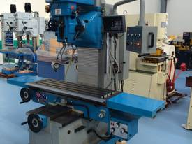 PUMA XL7036 BED MILL 3 AXIS DRO ISO40 - picture3' - Click to enlarge