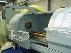 Ajax 460mm swing 65mm bore CNC Lathe - picture3' - Click to enlarge