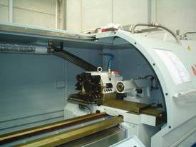 Ajax 460mm swing x 1.4M, 65mm bore CNC Lathe - picture4' - Click to enlarge