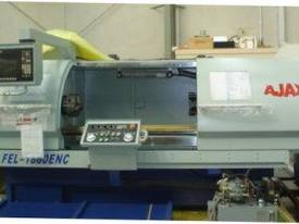 Ajax 460mm swing x 1.4M, 65mm bore CNC Lathe - picture6' - Click to enlarge