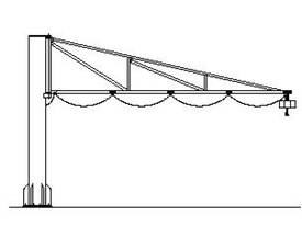 Jib Cranes and Slewing Cranes - picture2' - Click to enlarge