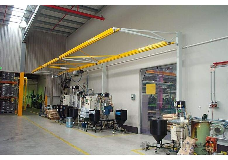 Jib Cranes and Slewing Cranes
