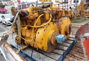 4cyl hatz engines , 50hp -80hp ex goverment