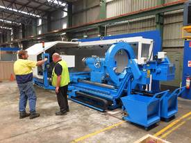 Kinwa 1500mm Swing Heavy Duty CNC Lathes - picture17' - Click to enlarge