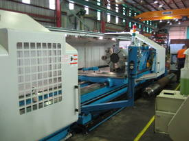 Kinwa 1500mm Swing Heavy Duty CNC Lathes - picture2' - Click to enlarge