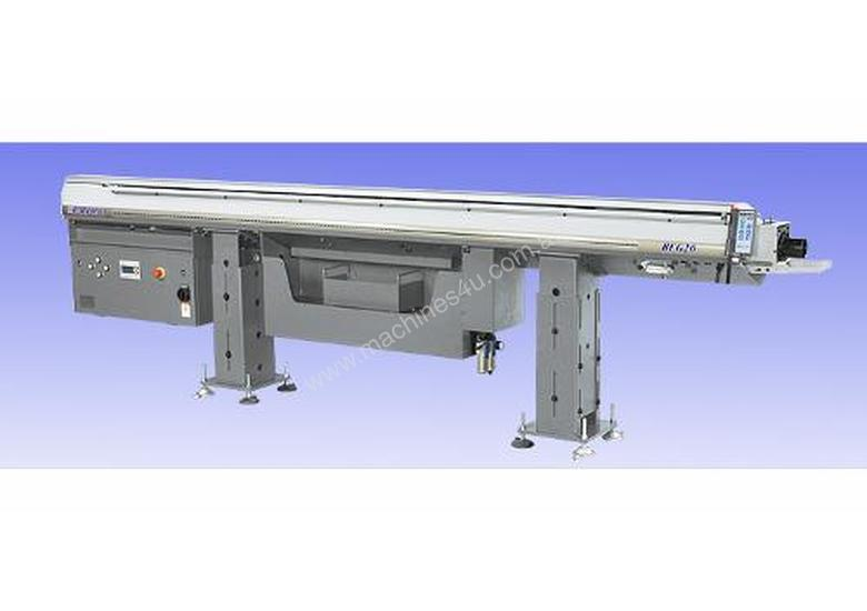 BEG    Hydrodynamic Bar Feeder