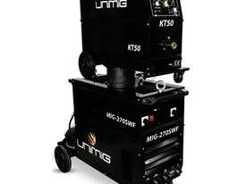 UNIMIG 270SWF Industrial MIG Welder 30-270 Amps #KUM270SWF - picture0' - Click to enlarge