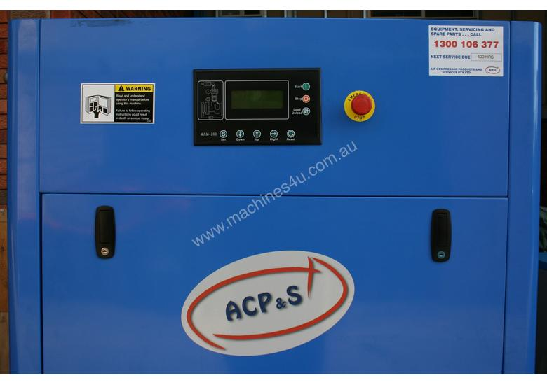 German Rotary Screw - 30hp / 22kW AIR COMPRESSOR