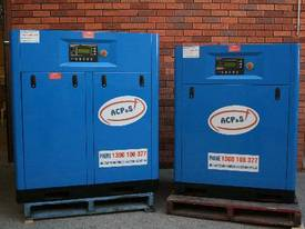 German Rotary Screw - 30hp / 22kW AIR COMPRESSOR - picture9' - Click to enlarge