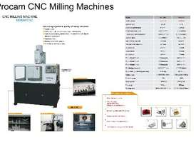 Procam CNC Machining Centers - picture2' - Click to enlarge