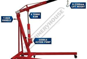 HC-1T Hydraulic Engine Crane 1T