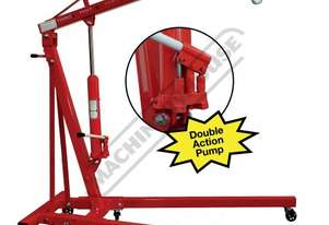 HC-1T Hydraulic Engine Crane 1 Tonne Lifting Capacity